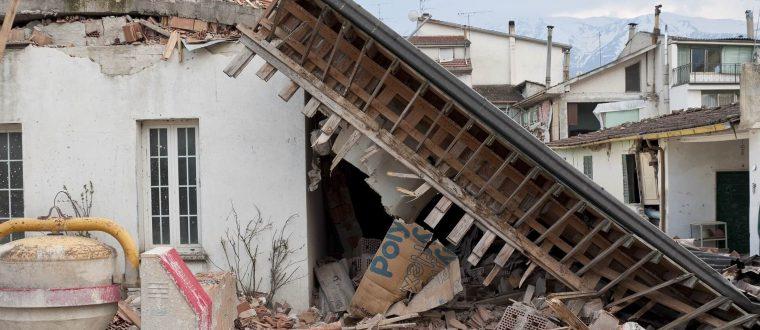 כשרעש האדמה הרעיד את יסודות הריתוך במבנה